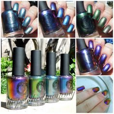 The Polished Mommy: I Love Nail Polish UltraChromes Collection...