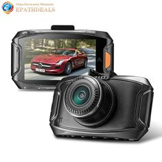 2.7 inch TFT LCD Car DVR Camera Video Recorder GS90C Ambarella A7LA70 FHD HDMI G-Sensor GPS Motion Detection Auto DVR Dash Cam