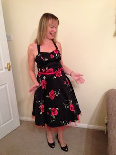 A dress to jive in!