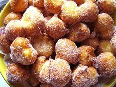 Ricette Frittelle o Fritole veneziane