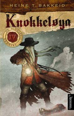"""Døde blir levende igjen, og de har ikke godt i sinne ... Ny bok i den spennende """"Dr. Schnabels krønike""""."""