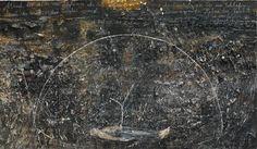 © ANSELM KIEFER/CHARLES DUPRAT Pour Paul Celan : fleurs de cendres, 1998-2013 - acrylique, charbon, Plâtre et huile sur toile