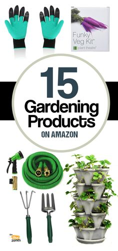 Keep Your Lawn Looking Fresh with These 15 Gardening Products On Amazon Plant Theatre, Amazon Home Decor, Gardening Gloves, Cool Tools, Lawn, How To Look Better, Floral Design, Fresh, Plants