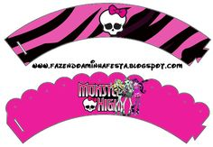 Making My Party! Monster High Cupcakes, Monster High Birthday Cake, Monster High Party, Slumber Party Games, Carnival Birthday Parties, Birthday Party Games, Birthday Ideas, Ninja Turtle Birthday, Ninja Turtle Party