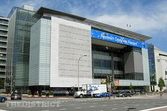 Newseum in Washington D.C. One of the coolest museums I've been to.
