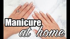 DIY Faux Acrylic Nails that last!