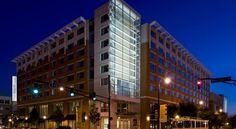 Georgia Tech Hotel and Conference Center Atlanta This state-of-the-art hotel and conference center boasts an ideal location in the heart of Atlanta's Technology Center Complex, and offers first-class accommodations, modern amenities and exceptional service.