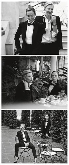 Emily Blunt and Cate