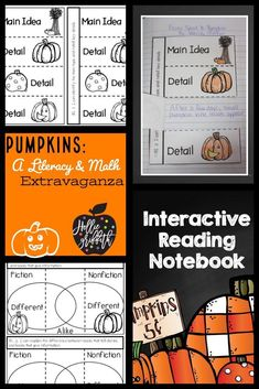 Fall is the perfect time of year to learn about pumpkins! Especially if you are going to the pumpkin patch!! This 141 page extravaganza includes EVERYTHING you need to engage your students in a hands on learning experience. Read more.....  #HollieGriffithTeaching #KidsActivities #CraftsForKids