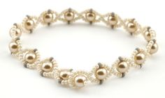 A Touch of Grey  I made on like this...make sure you put a different clasp on it this one does not stay closed.