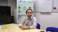 Entrevista a Iker Hernandez, CEO - ENIGMEDIA, con motivo de la concesión del premio Toribio Echeverria 2012 en la categoría de Nueva Empresa innovadora y de base tecnológica. Esta entrevista se incluye en el post del Foro de Emprendedores --> http:/kcy.me/kqyo/