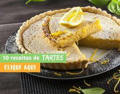 10 receitas de tartes que não vai querer perder Keep Recipe, Coco, Cheesecake, Sweets, Desserts, Recipes, Tarts, Portugal, Adora
