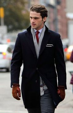 75 Cool, Classy, and Fashionable Winter Coat for Men #FashionTrendsWinter