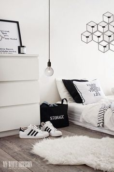 mommo design: LOW BEDS