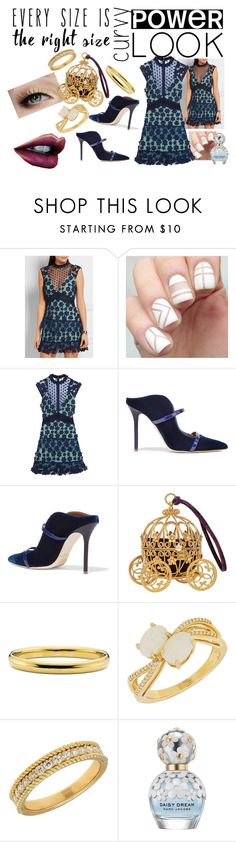 """""""Why Fit In When You Were Born To Stand Out"""" by mocking-birdie on Polyvore featuring self-portrait, Malone Souliers, Lord & Taylor, Marc Jacobs, Laneige, expressyourself, Loveyourself, feelinmyself, powerlook and Indiviual"""