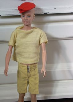 1961 original first year Ken doll with original by CocosRoom, $22.00