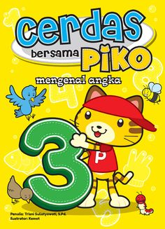 Buku mengenal angka bersama Piko merupakan buku yang dirancang khusus untuk membimbing anak mengenal angka 1-10. Selain mengenal angka, anak juga belajar menuliskan angka. Agar semakin asyik mengenal angka, anak diajak untuk membilang, memasangkan gambar, dan masih banyak lagi.  Informasi Buku Judul : Cerdas Bersama Piko Mengenal Angka Harga : Rp 15.000 ISBN : 978-602-7690-77-6 Penulis : Trisni Sulistyowati, S.Pd