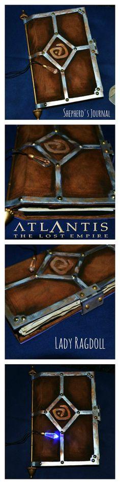 The Shepherd's Journal-Atlantis the lost empire by Lady-Ragdoll on DeviantArt