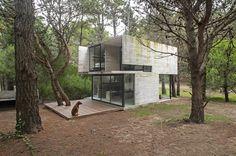 H3 House   Architect Magazine   Luciano Kruk, Mar Azul, Buenos Aires, Single…