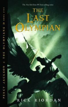 Percy Jackson: The Last Olympian, Book 5 of the Percy Jackson & The Olympians Series By Rick Riordan #books #movies #yalit