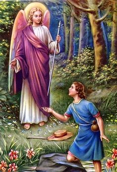 α JESUS NUESTRO SALVADOR Ω: CONSAGRACION A SAN RAFAEL ARCANGEL