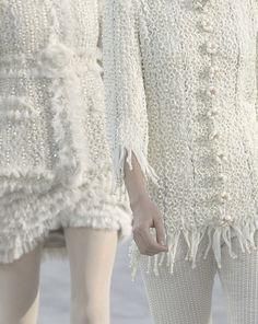 acciotico:wink-smile-pout:Chanel Haute Couture...