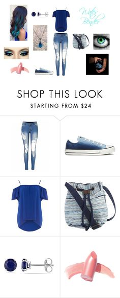 """""""Water Bender"""" by cjfulmer on Polyvore featuring Villain, Converse, Dorothy Perkins, Fat Face, Allurez and Elizabeth Arden"""