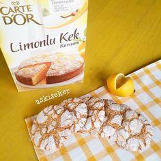 LiMONLU KURABiYE lezzetli denenmiş kolay anne tarifleri,yemek tatlı pasta kurabiye tarifleri