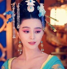 Fan Bingbing in 'Empress of China'.