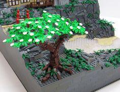 A tree in full blossom