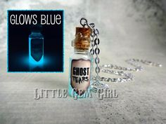 Hey, I found this really awesome Etsy listing at https://www.etsy.com/listing/181527176/ghost-tears-glow-in-the-dark-glass