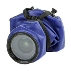 Underwater Camera Cover 130 Nikon 52mm All models EXCLUDING D700 all D800 models all D3 and D4 models -- Want additional info? Click on the image.