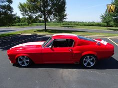 1967 Ford Mustang | Gateway Classic Cars | 7424-STL