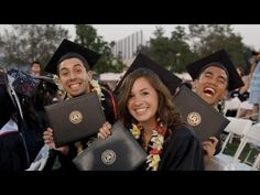Congratulations Class of 2012! Official Graduation Video - Azusa Pacific University