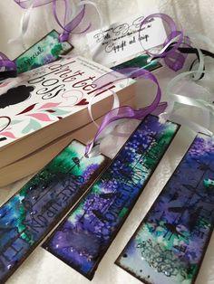 Fasters korthus: Beautiful Bookmarks