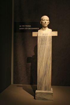 Pompeiian Herm of Giaus Cornelius Rufus, Italy