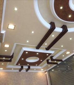 Pop False Ceiling Design For Luxury Living Room Interior