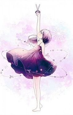 Imagem de anime, anime girl, and kawaii Manga Kawaii, Kawaii Girl, Anime Galaxy, Illustration, Image Manga, Beautiful Anime Girl, Anime Artwork, Anime Scenery, Anime Art Girl
