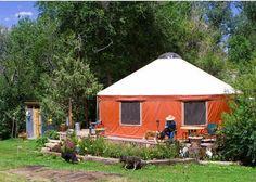 Colorado Yurt Blog