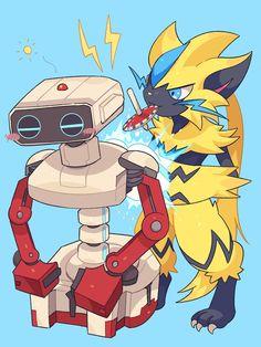 Les Pokemon, Pokemon Stuff, Cute Pokemon, Anime Fnaf, Kawaii Anime, Mythical Pokemon, Nintendo Super Smash Bros, Party Characters, Star Fox