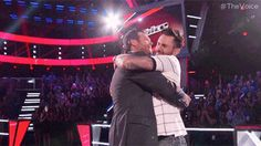 Blake Shelton and Adam Levine are more than friends, they're best friends. Watch these BFFs join Christina Aguilera and Pharrell when The Voice returns to NBC on Monday, February 23, 2015.