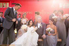 Sky Room Long Beach Wedding Photographer Loulie & Jeff   Christopher Todd Studios