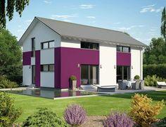 Hausfassaden Gestaltungsideen