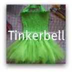 Tinkerbell Costume tutorial! Halloween Inspiration #DIY