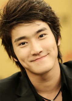 siwon - he is really cute! :)
