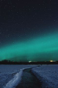 aesthetic, aurora, background, blue, clouds, green, grunge, hipster, love, night, northern lights, pale, photography, sky, starry, stars, teal, travel, vintage, wanderlust