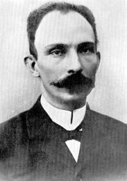 Jose-Marti, Cuban founding father, poet, writer, intellectual, leader of independence movement.