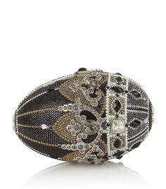 Judith Leiber – Judith Leiber Embellished Egg Clutch Bag at Harrods
