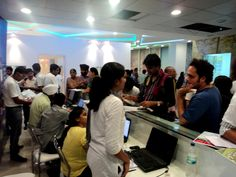 Inquiries...Excitement...Home Sweet Home bookings in full swing at Xrbia Sales offices.