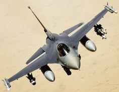 F-16 over Iraq